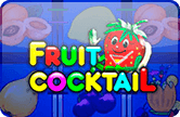 играть в Fruit Cocktail в казино на деньги