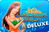 играть в автомат Mermaid's Pearl Deluxe в казино на деньги